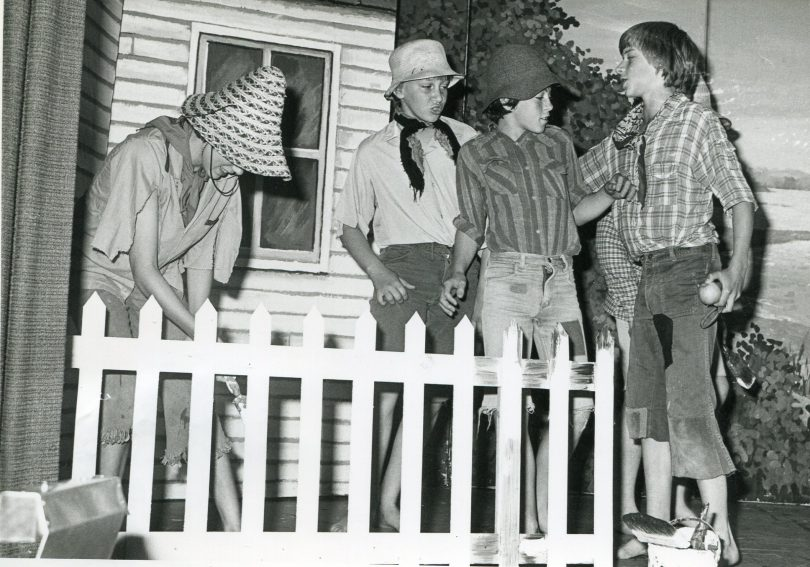 Tom Sawyer Photograph
