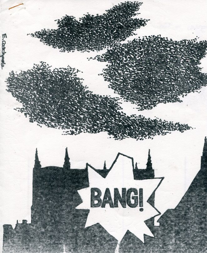 Programme Cover from Bang!