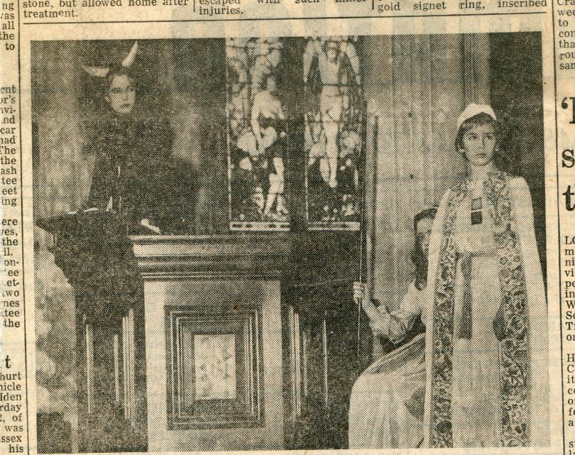 Case 34 Augustine 1976 Newspaper Cutting.