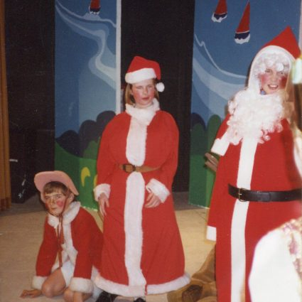 Wight Christmas Play