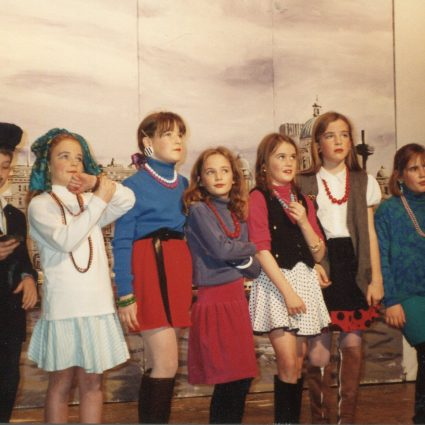 Cindy in Beatleland Production