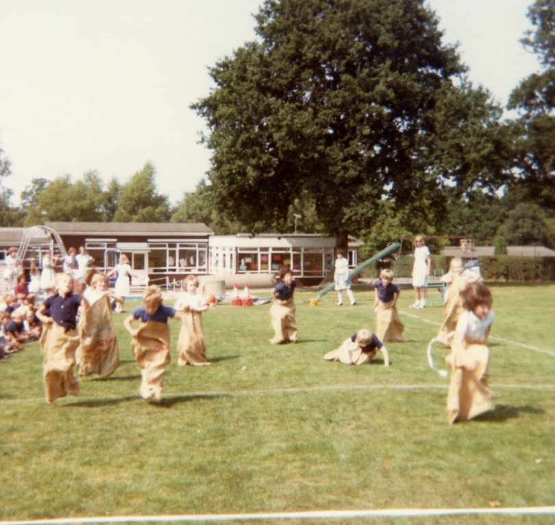 Nash House Sports 1980s
