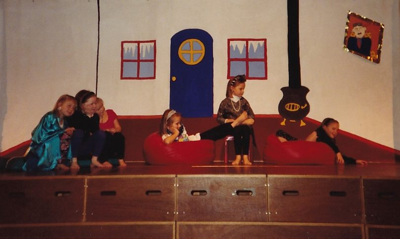 Nash House Year One Play