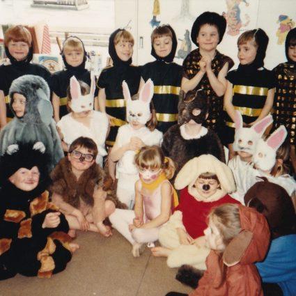 Winnie the Poo - Nash House Play
