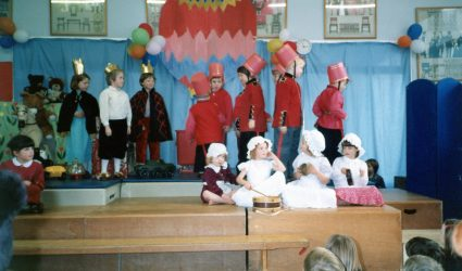 Nash House Play 1980s