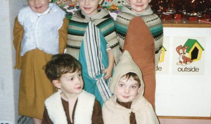 Nursery Nativity 1998