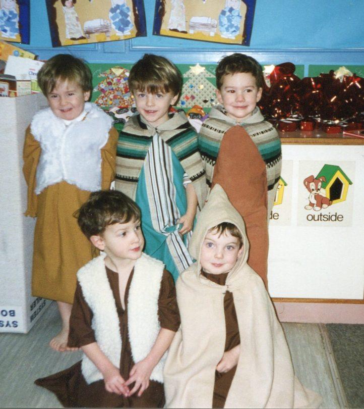 Nursery Nativity 1998
