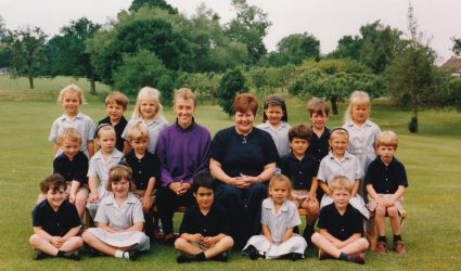 Reception Class Photograph 1992