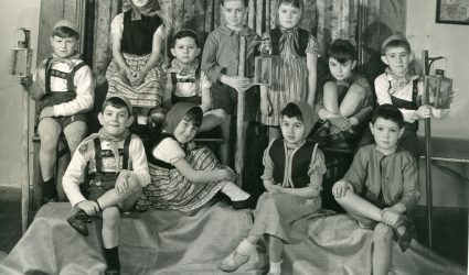 School Play 1950