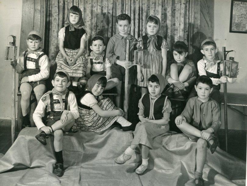 School Play | Susan Marden- Cook