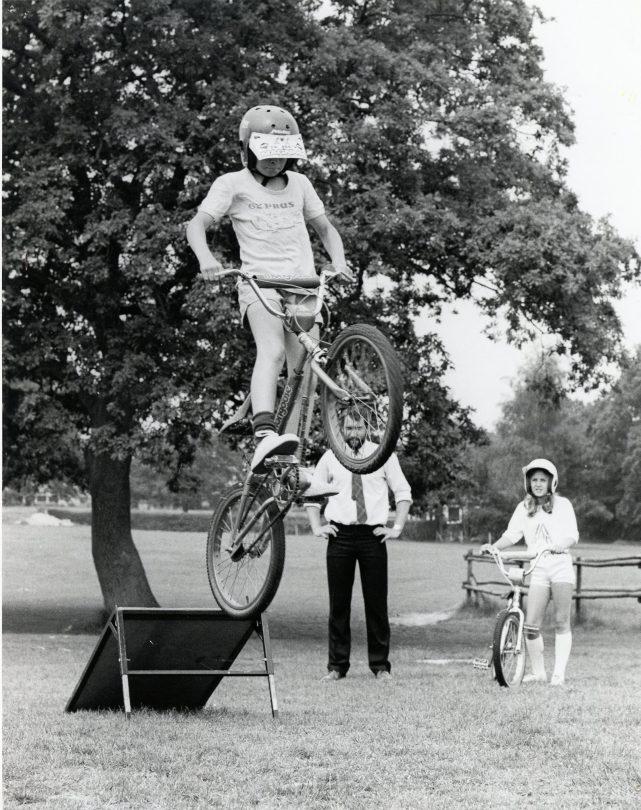BMX Bike Riding | Walton Adams