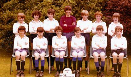 Football Team 1970s