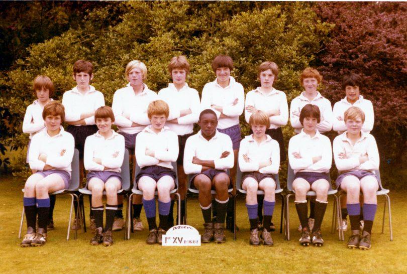 Rugby Team 1st X1's | School