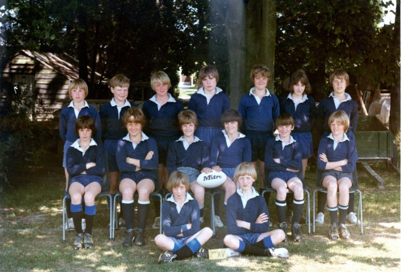 Rugby Team 2nd XV's   School
