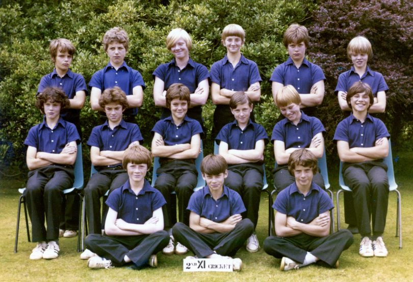 Cricket Team | School