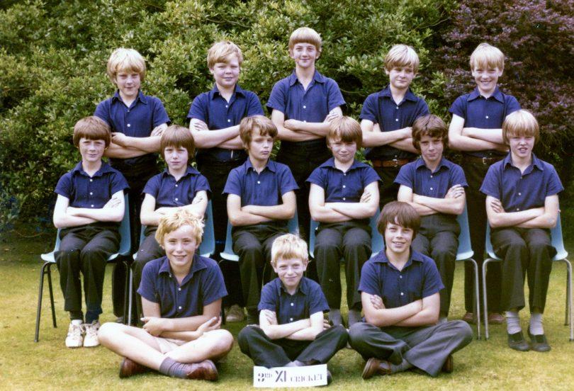 School Cricket Team | School