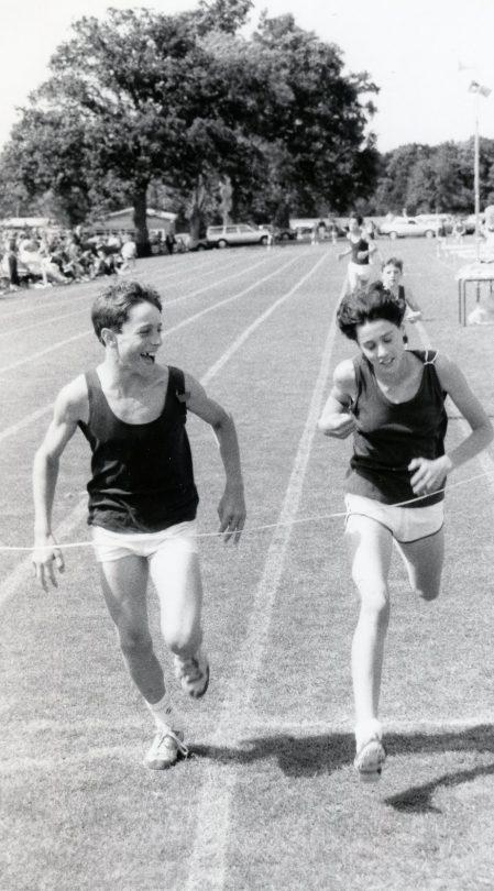 Sports Day - Running Race   School