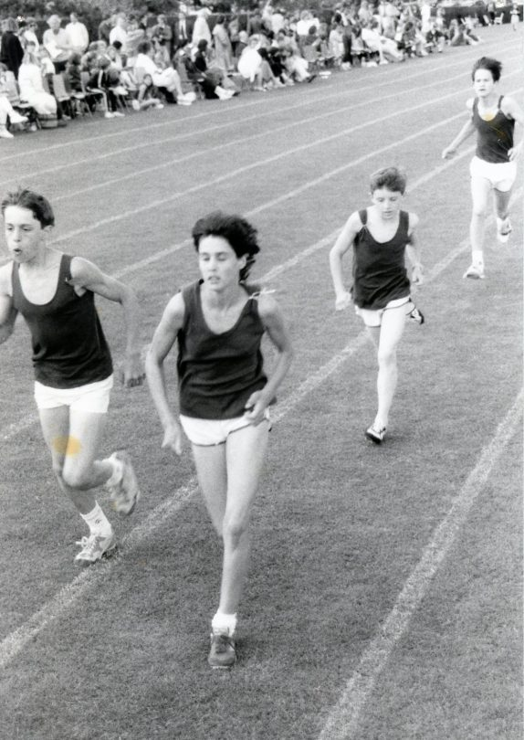 Sports Day - Track Race | School