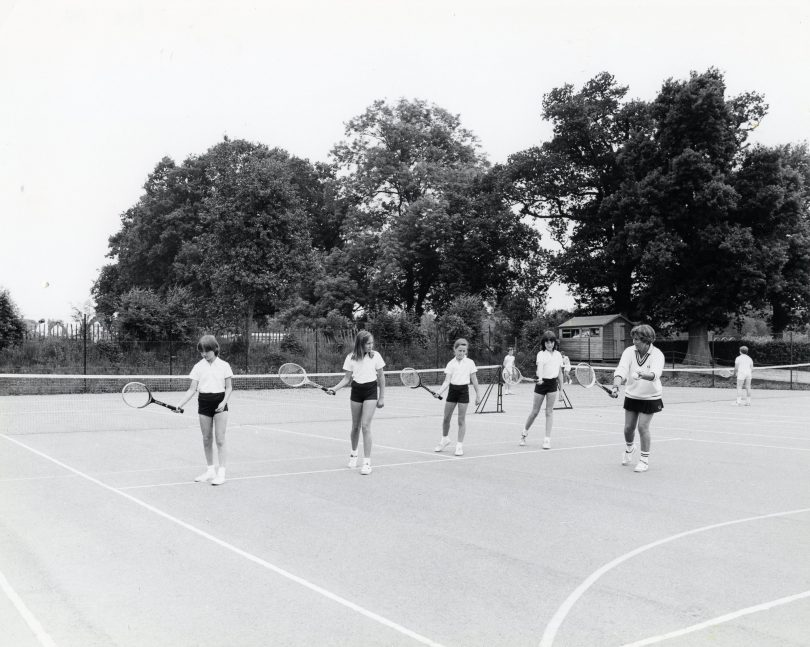 Tennis Coaching | Walton Adams