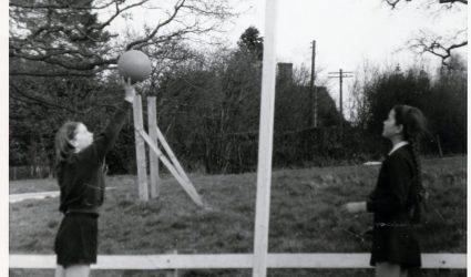 Netball Practise