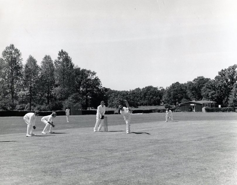 Cricket Match | Walton Adams