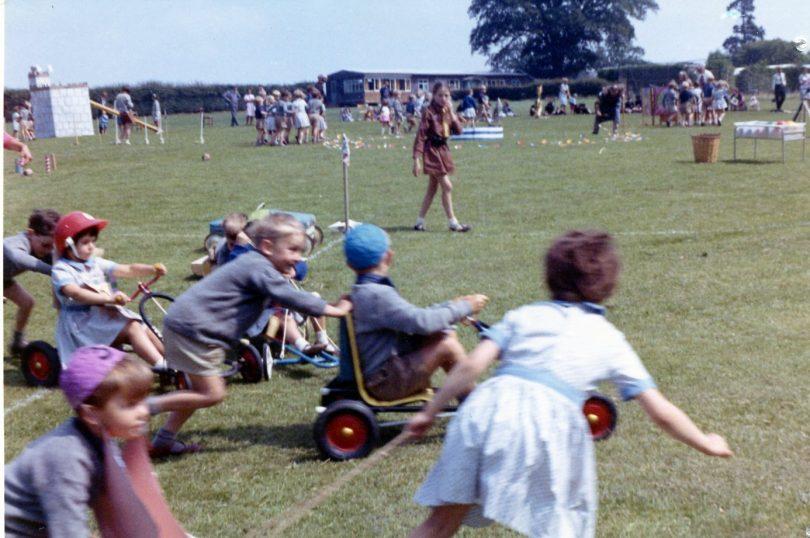 Nash House Sports Day - Go-Karts | School