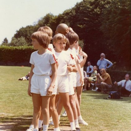 Sports Day - Ball Race | School