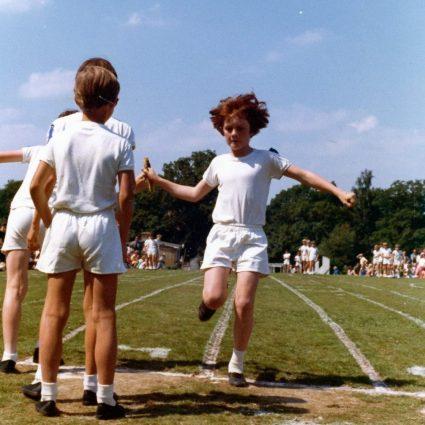 Sports Day - Quoit Race | School