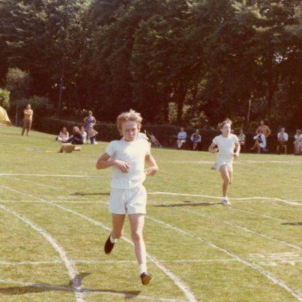 Sports Day - Flat Race | School