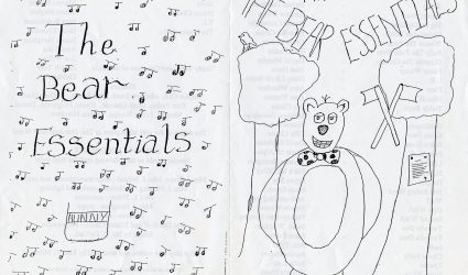 Christmas Play -The Bear Essentials Cast list