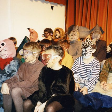 Jungle Book - Back Stage