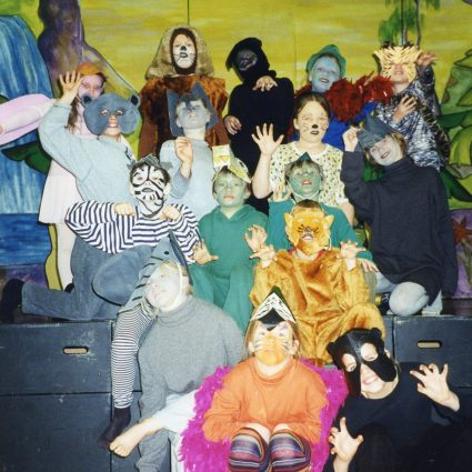 Jungle Book Performance | School
