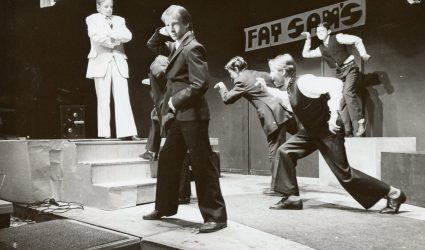 Bugsy Malone Play 1986