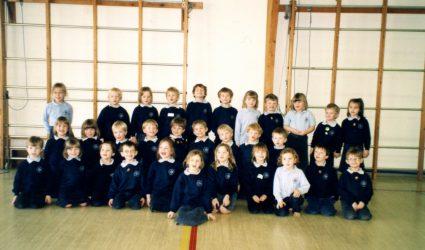 Nash House Year One 2000
