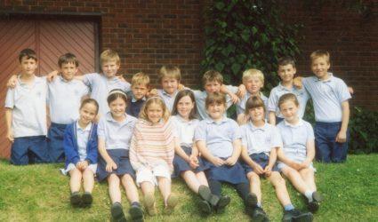 Year Five Class 2005