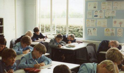Mrs Frape's Class 1992