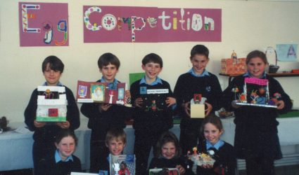 Egg Competition 1996