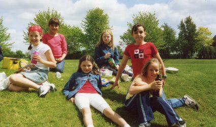 Year Five Children 2001 -2002
